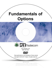 Fundamentals of Options (DVD)