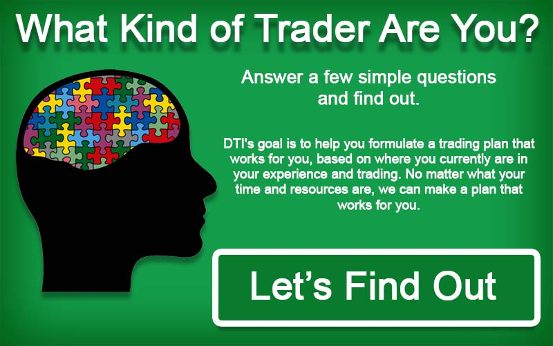 What Kind of Trader are you?